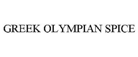 GREEK OLYMPIAN SPICE