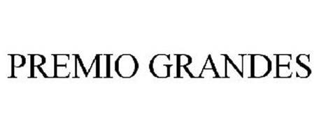 PREMIO GRANDES