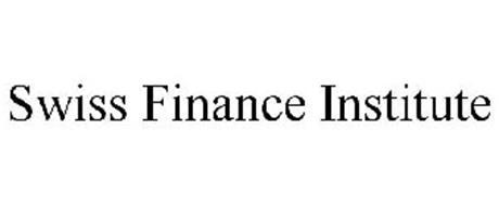 SWISS FINANCE INSTITUTE