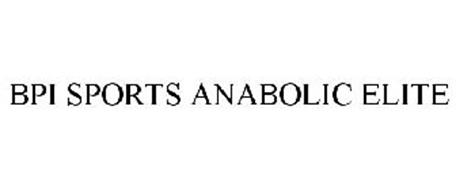 BPI SPORTS ANABOLIC ELITE