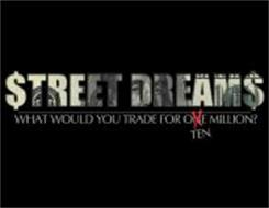 $TREET DREAM$ WHAT WOULD YOU TRADE FOR X TEN MILLION?
