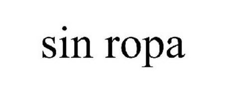 SIN ROPA