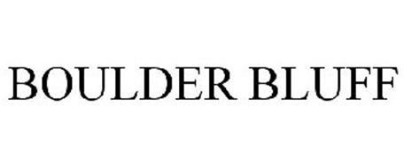 BOULDER BLUFF