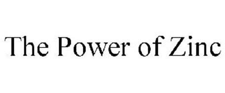 THE POWER OF ZINC