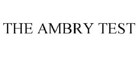 THE AMBRY TEST