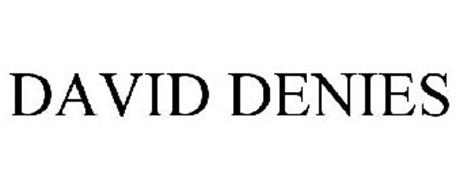 DAVID DENIES