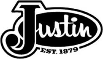 JUSTIN EST. 1879