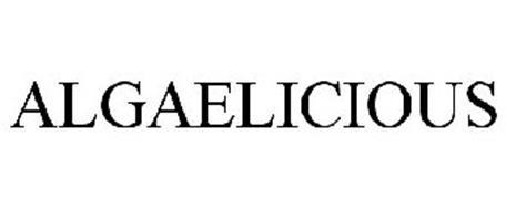 ALGAELICIOUS