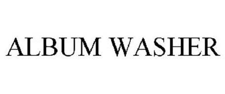 ALBUM WASHER