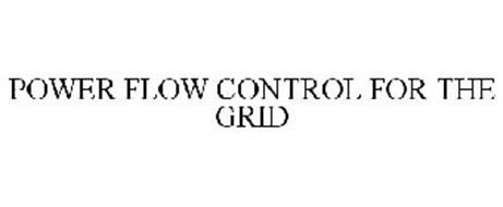 POWER FLOW CONTROL FOR THE GRID