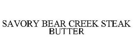 SAVORY BEAR CREEK STEAK BUTTER
