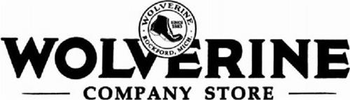 · WOLVERINE · ROCKFORD, MICH. SINCE 1883 WOLVERINE COMPANY STORE