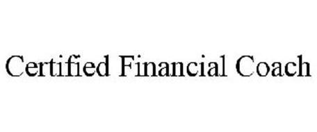 CERTIFIED FINANCIAL COACH