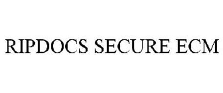 RIPDOCS SECURE ECM