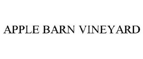 APPLE BARN VINEYARD