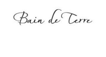 BAIN DE TERRE