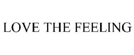 LOVE THE FEELING