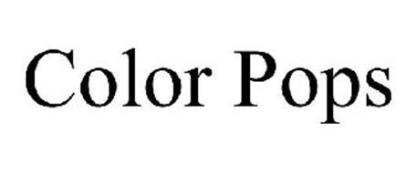 COLOR POPS