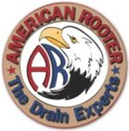 AMERICAN ROOTER THE DRAIN EXPERTS AR