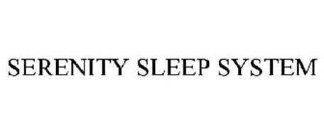 SERENITY SLEEP SYSTEM