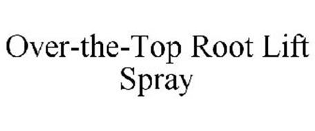 OVER-THE-TOP ROOT LIFT SPRAY