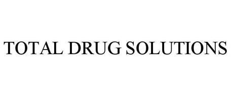 TOTAL DRUG SOLUTIONS