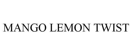MANGO LEMON TWIST
