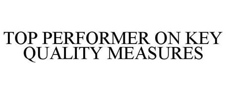 TOP PERFORMER ON KEY QUALITY MEASURES