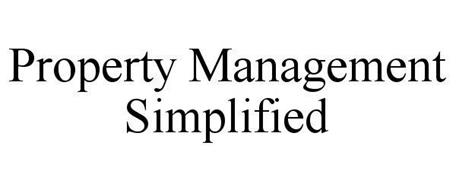 PROPERTY MANAGEMENT SIMPLIFIED