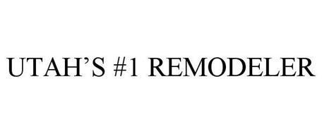 UTAH'S #1 REMODELER