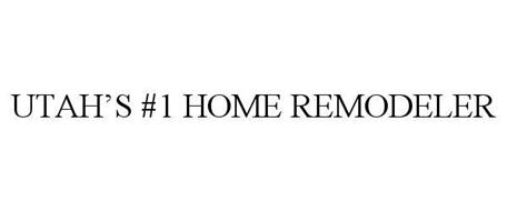 UTAH'S #1 HOME REMODELER