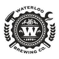 W 1870 WATERLOO BREWING CO.