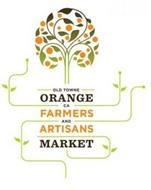 OLD TOWNE ORANGE CA FARMERS AND ARTISANS MARKET