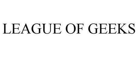 LEAGUE OF GEEKS