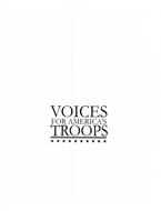 VOICES FOR AMERICA'S TROOPS