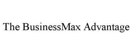 THE BUSINESSMAX ADVANTAGE