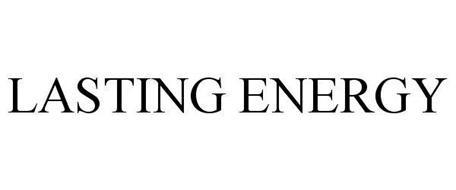 LASTING ENERGY