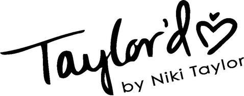 TAYLOR'D BY NIKI TAYLOR