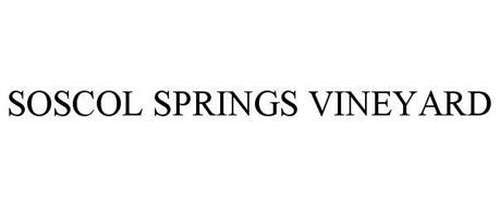 SOSCOL SPRINGS VINEYARD