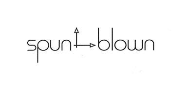 SPUN BLOWN