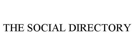 THE SOCIAL DIRECTORY