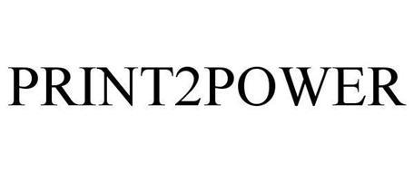 PRINT2POWER
