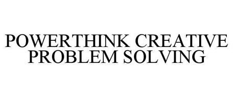 POWERTHINK CREATIVE PROBLEM SOLVING