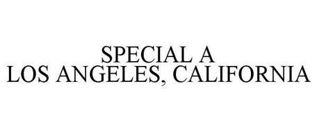SPECIAL A LOS ANGELES, CALIFORNIA