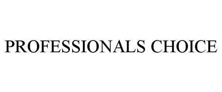 PROFESSIONALS CHOICE