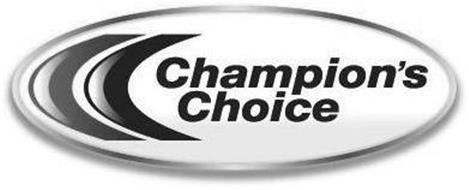 CHAMPION'S CHOICE
