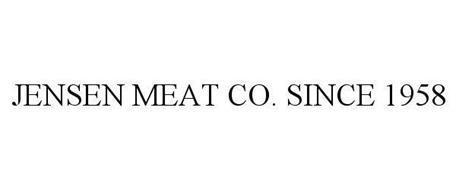 JENSEN MEAT CO. SINCE 1958