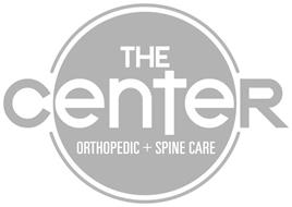 THE CENTER ORTHOPEDIC + SPINE CARE