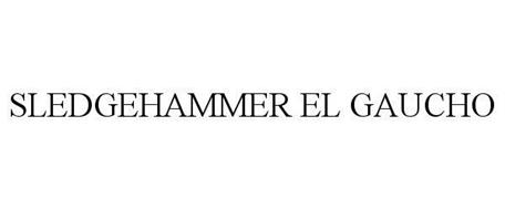 SLEDGEHAMMER EL GAUCHO