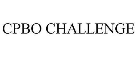 CPBO CHALLENGE